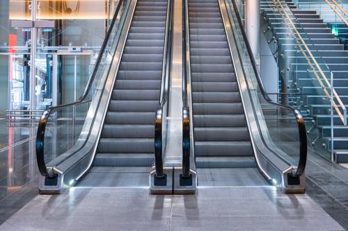 The moving gears of escalators can cause injuries that lead to premises liability claims.
