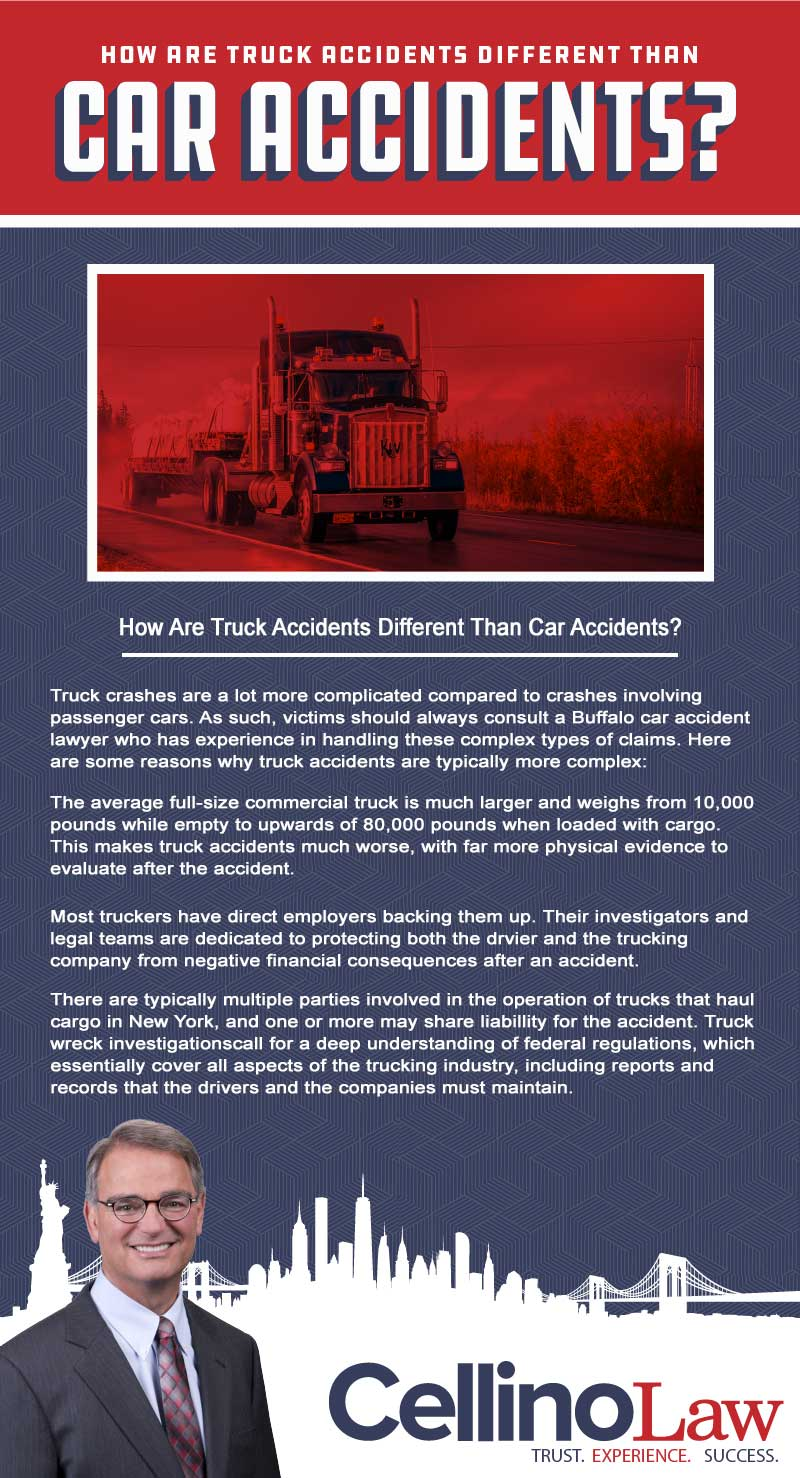 Buffalo Truck Accident Lawyer