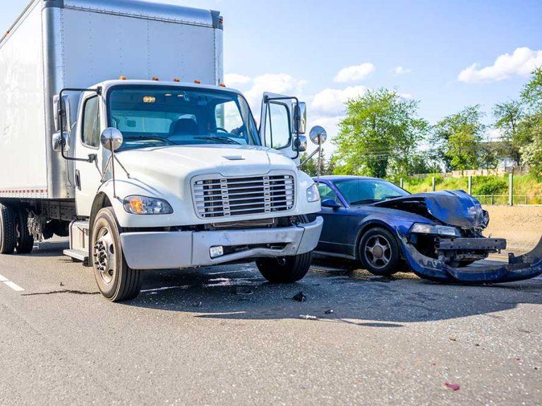 trucking company-liability