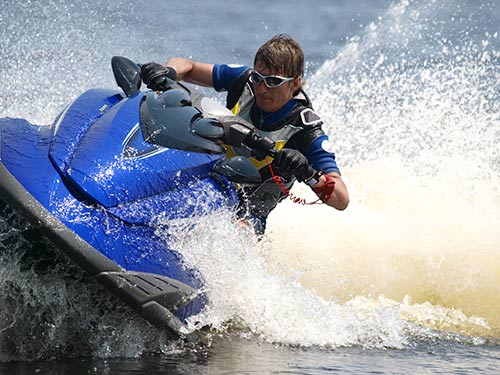 A Rochester boat accident lawyer with Cellino Law will also handle jet ski cases.