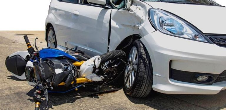 motorcycle accident-claims
