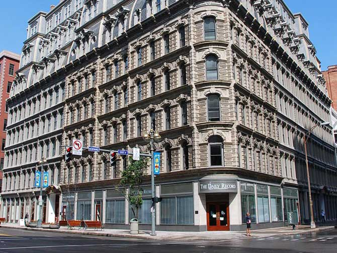 Rochester office in New York