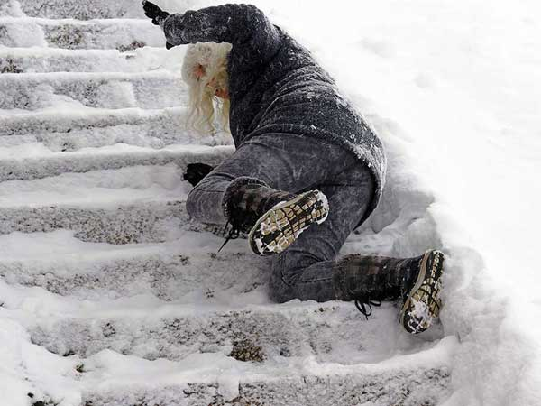 slip and fall-landlord-liable