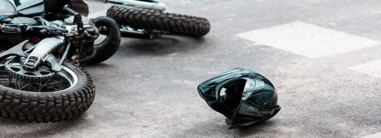speeding biker killed