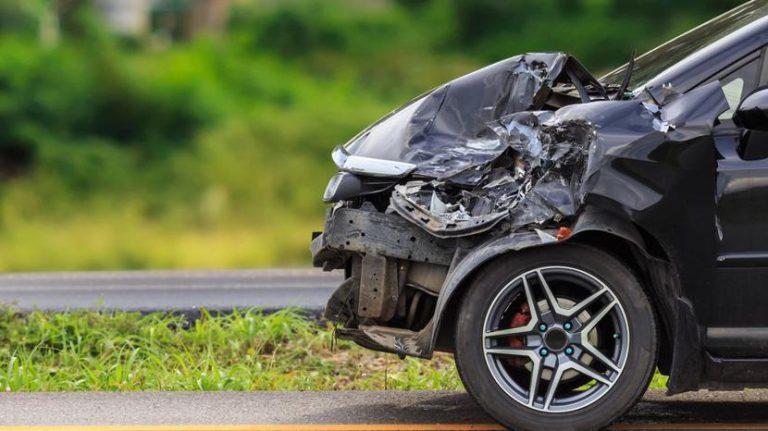One-Vehicle Crash in Candor