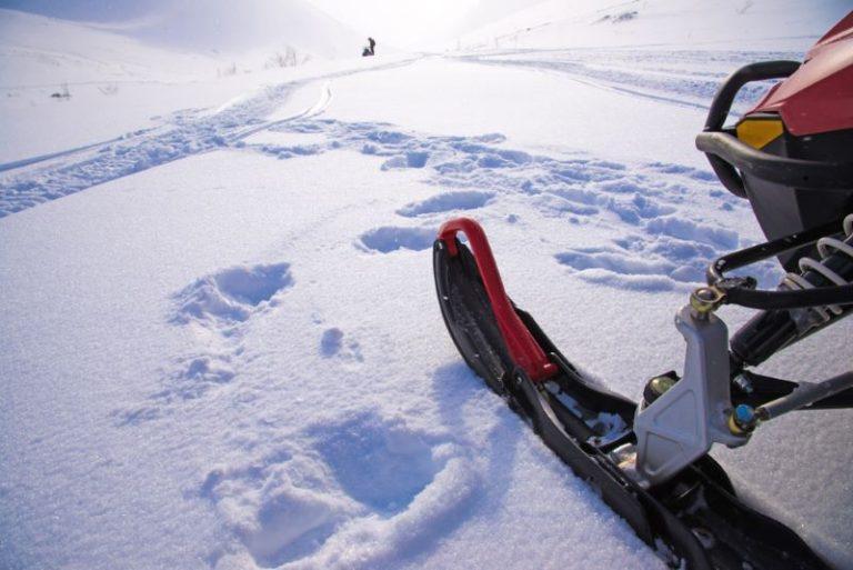 Snowmobile Accident in Perinton