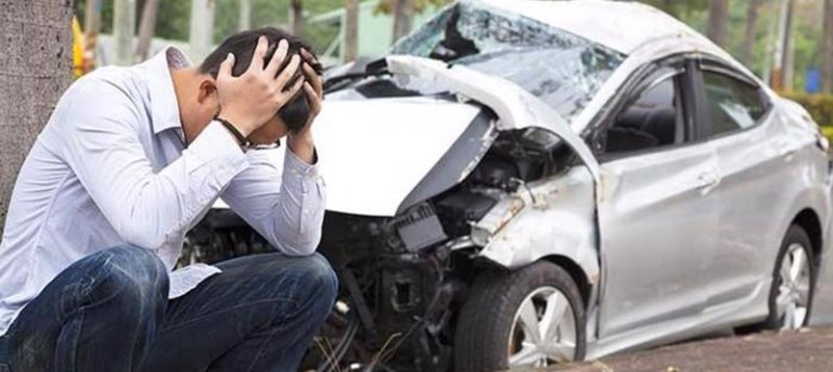 test drive-accident-who-pays