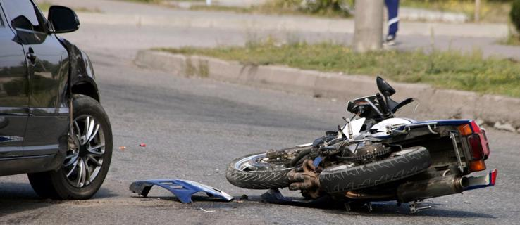 Crash on Major Deegan Expressway