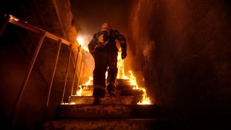 New York House Fire