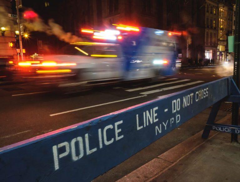 New York City Bus Accident