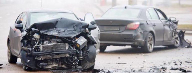 Veterans Memorial Highway accident